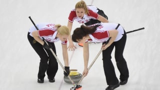 Women: Sweden vs. Russia | European Curling Championships - Tallinn