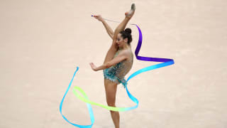 Clubs & Ribbons | 2019 FIG World Championships - Baku