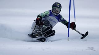 Giant Slalom 2nd Run Women | World Championships - Kranjska Gora
