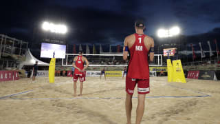 Men's Finals | Beach Volleyball Olympic Qualification Tournament