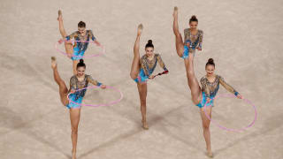 2019 FIG Gymnastics World Challenge Cup - Minsk
