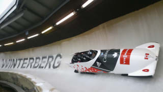 Four-Man Bobsleigh 2 - Run 2 | IBSF World Cup – Winterberg