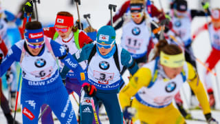 Women's 4x6km Relay | IBU World Cup - Hochfilzen