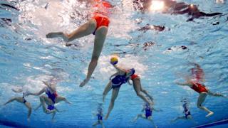 Новая Зеландия - Нидерланды, ж | Водное поло - Чемпионат мира FINA - Кванджу