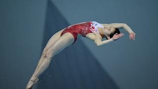 Damen 10m Turm Vorrunde | Wasserspringen - FINA WM - Gwangju