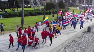 Day 4 | Stance ISA World Adaptive Championship - La Jolla