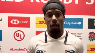 Isles and Thompson react after USA Rugby seal Tokyo 2020 qualification