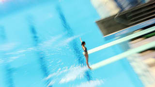女子3m飛板飛込準決勝 | 飛込 - FINA世界選手権 - 光州