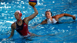 Women's CAN v KOR | Water Polo - FINA World Championships - Gwangju