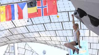 Трудность, финалы   Кубок мира IFSC - Бриансон