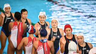 Women's Crossover Match 4 | Water Polo - FINA World Championships - Gwangju