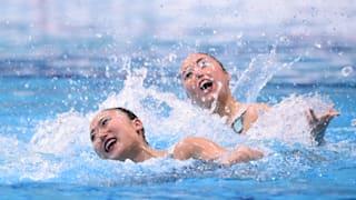 Preliminari Duo Libero | Nuoto Sincronizzato - Mondiali FINA - Gwangju