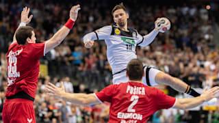 Iceland vs France | IHF Championship - Cologne