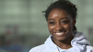 Exclusive! Simone Biles:
