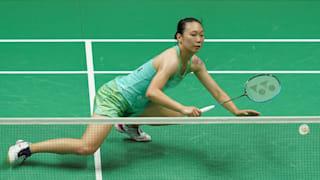 HF - Spielfeld 1 - Session 1 | Badminton: Badminton-Weltmeisterschaften 2019