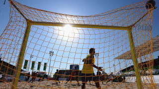 Knockout Stage - Beach Handball | African Beach Games - Sal