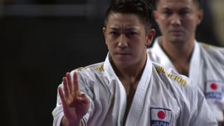 Japan dominiert die Karate-Weltmeisterschaft