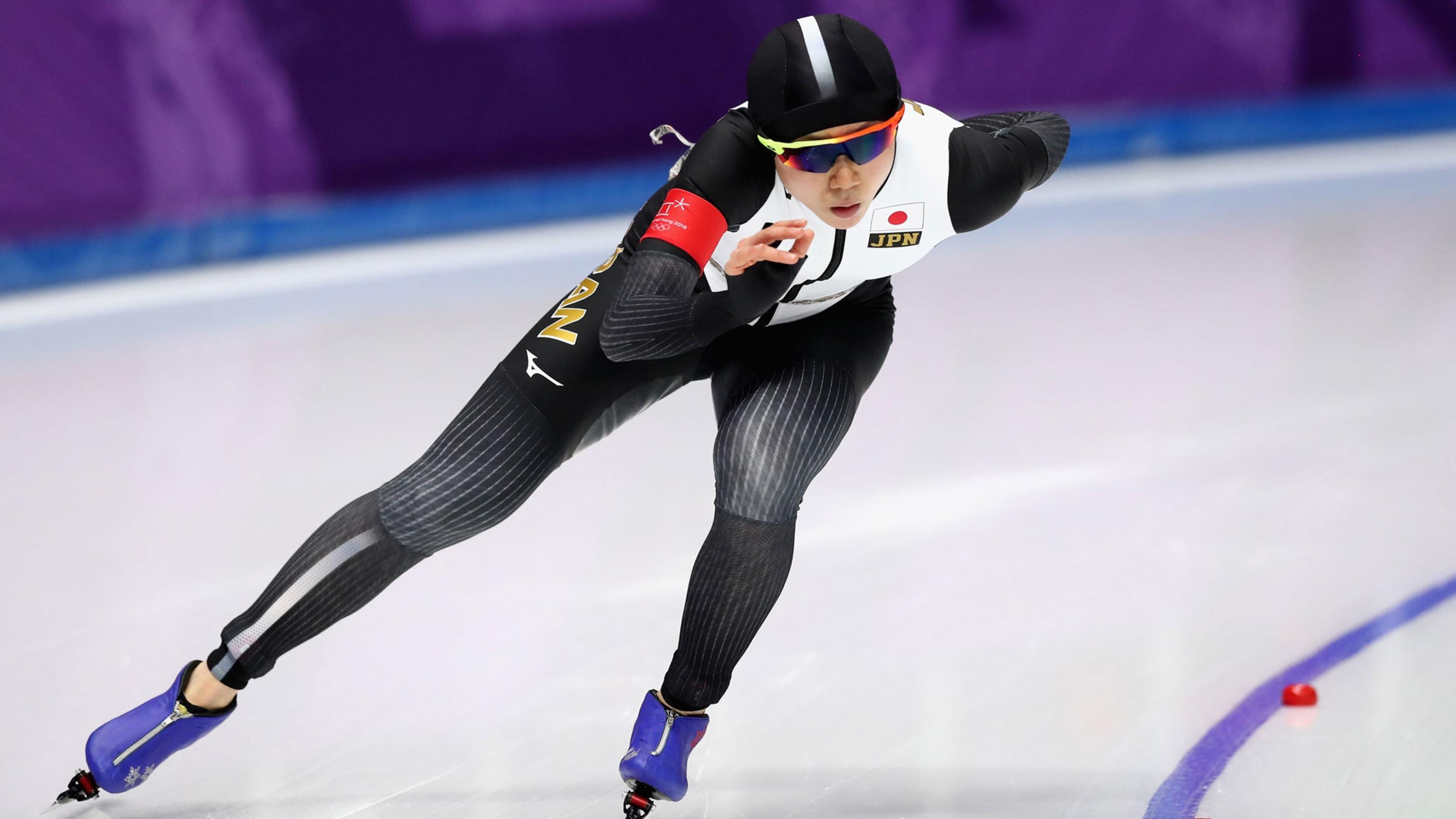 スケート 女子 スピード