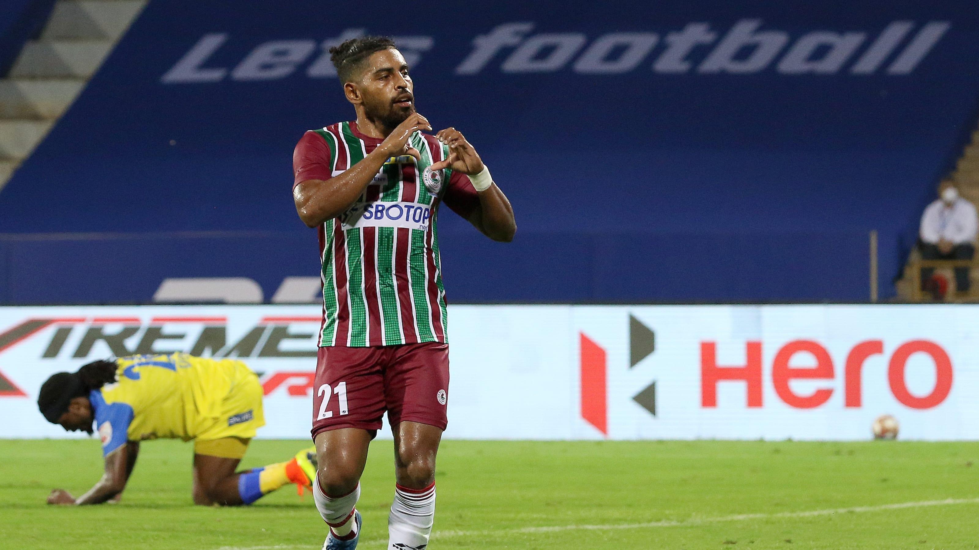 Who is Roy Krishna, ISL 2020-21's first goal-scorer?