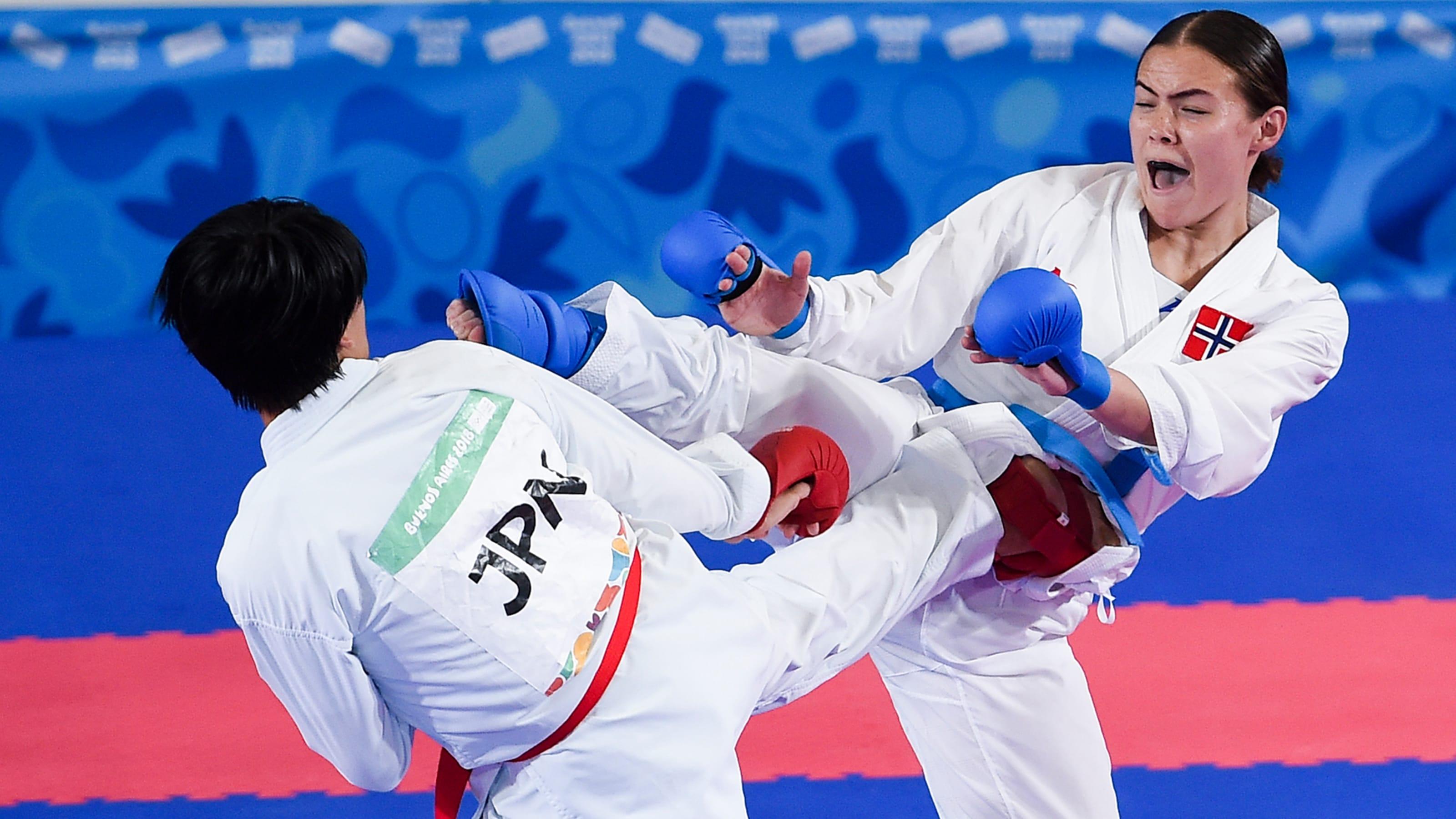 東京オリンピック出場枠争い】空手:欧州勢が 上位を占めるなか、日本勢も有力候補が代表入りを狙う