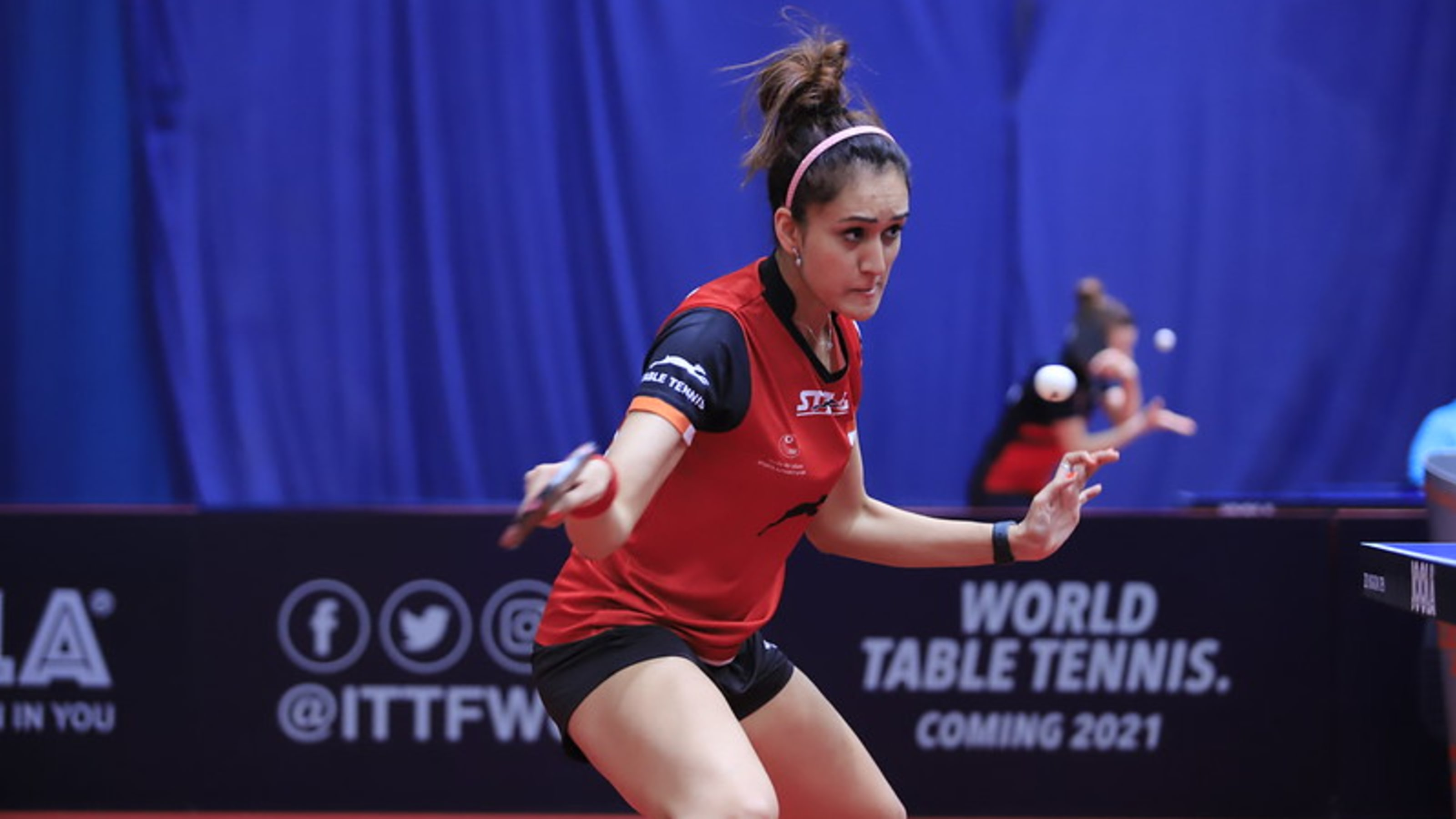 Indian Table Tennis Endures Bittersweet Day At Hungarian Open