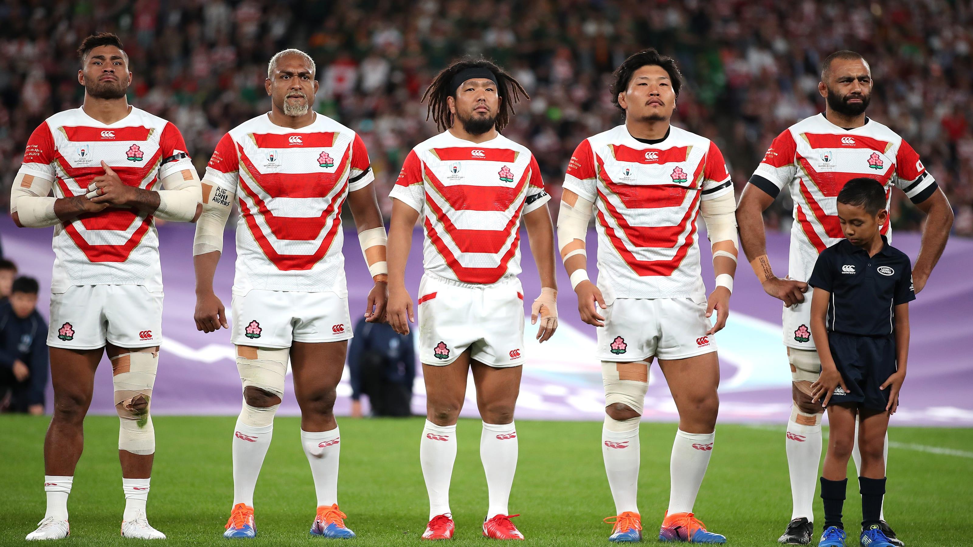 日本 中島 ラグビー 代表