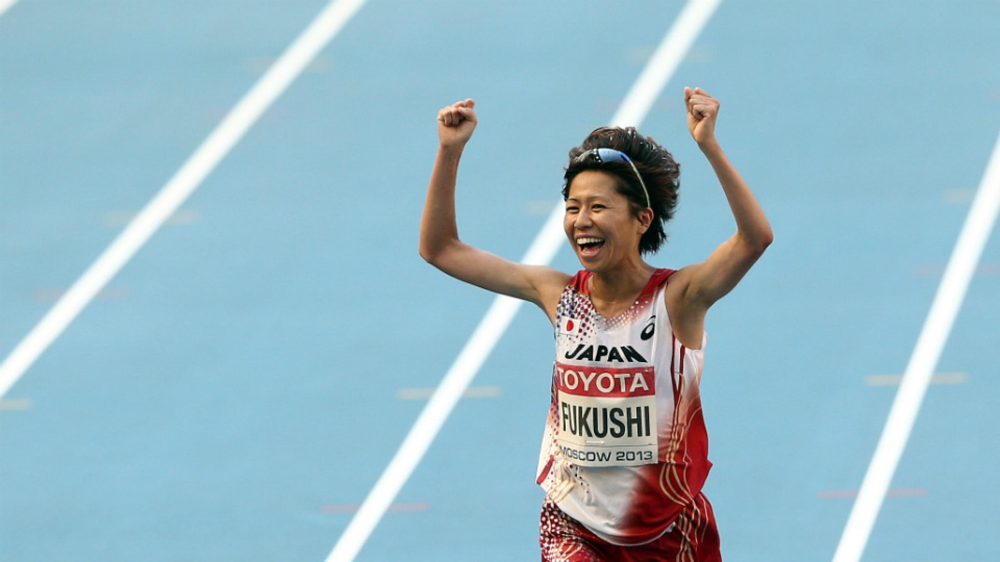 アスリートの原点】福士加代子:マラソンで5度目のオリンピックを ...