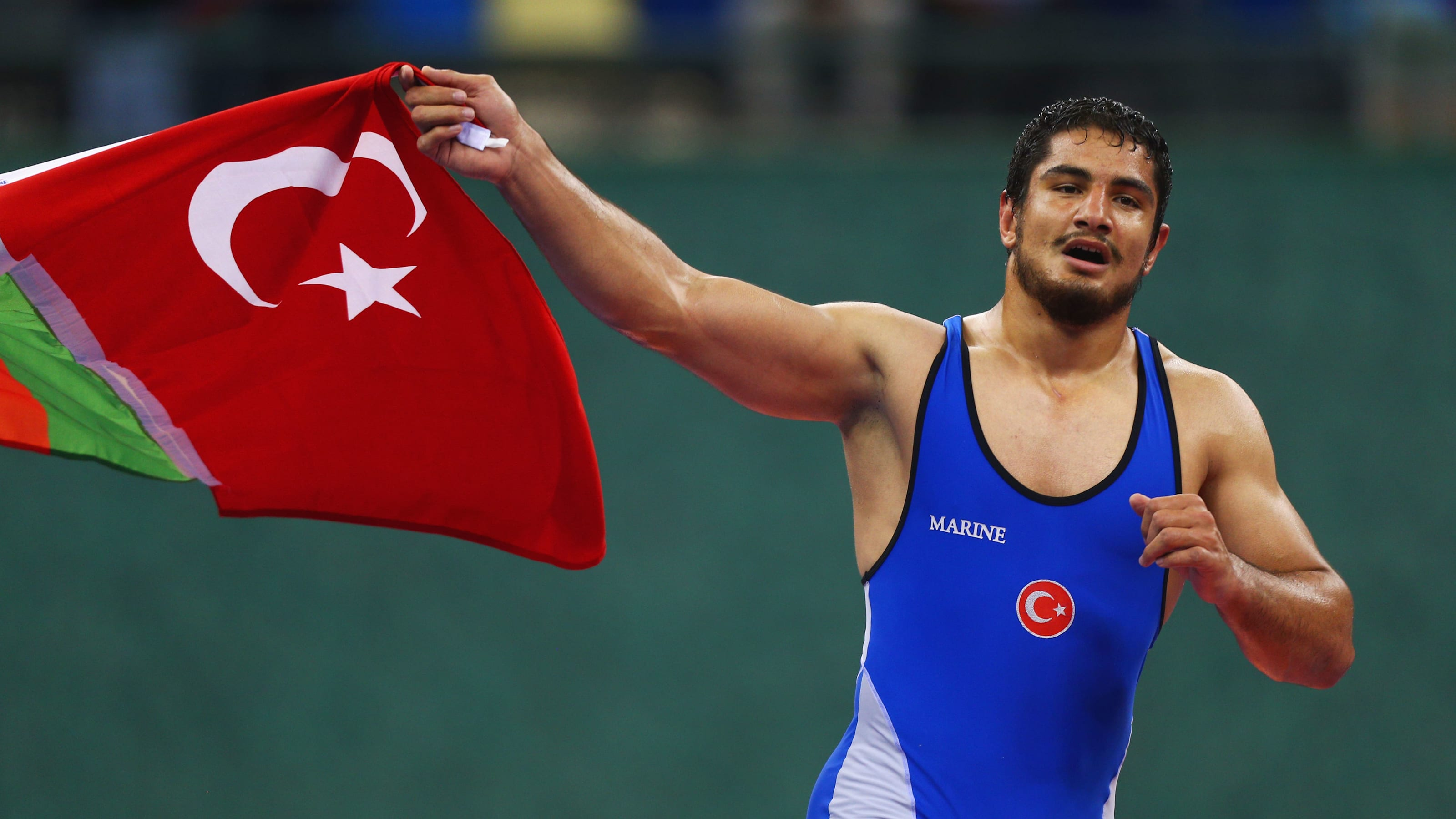 Q&A: Wrestler Taha Akgul aiming to become 'legend' at Tokyo 2020