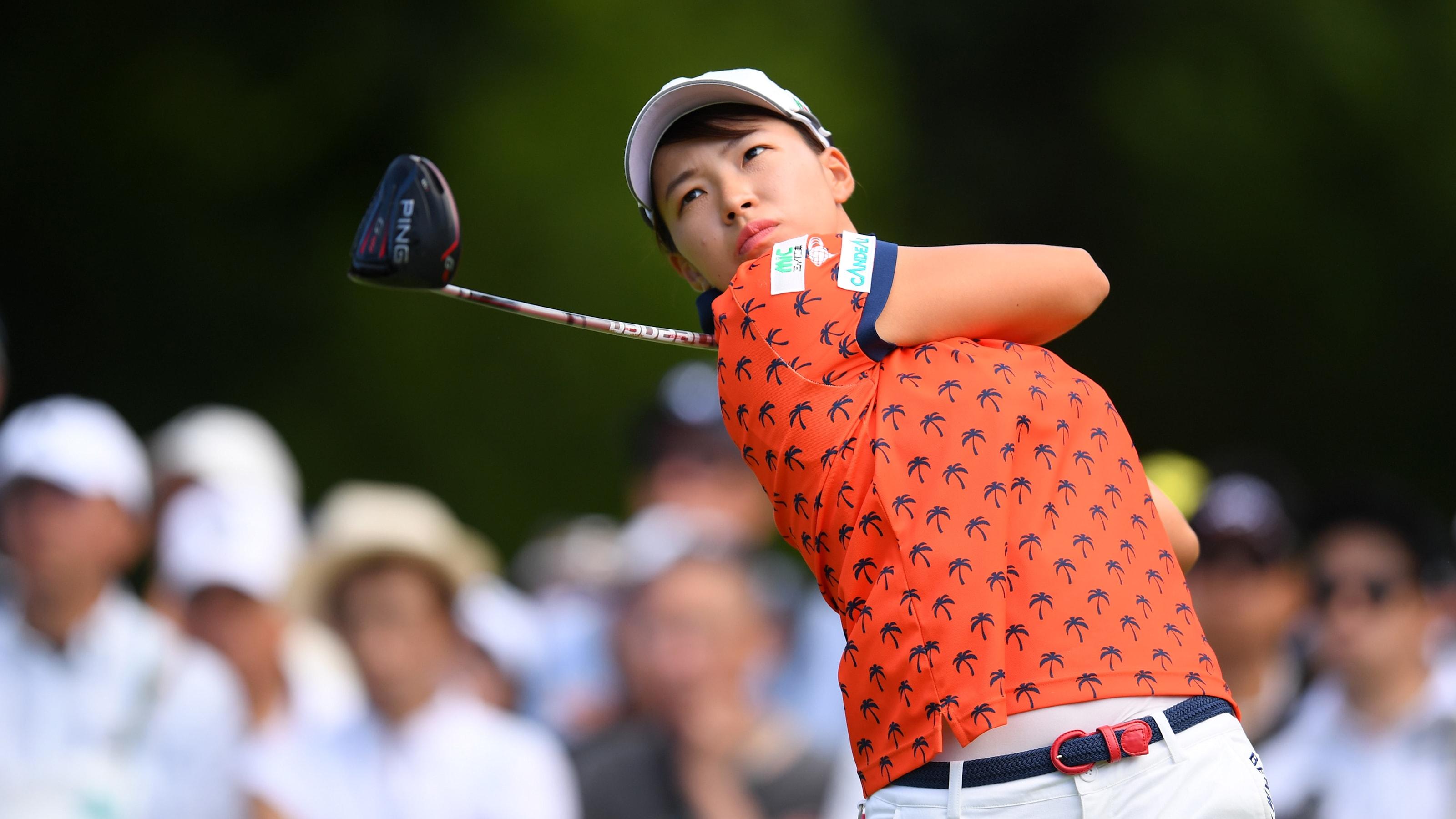 女子 プロ ゴルフ テレビ 中継