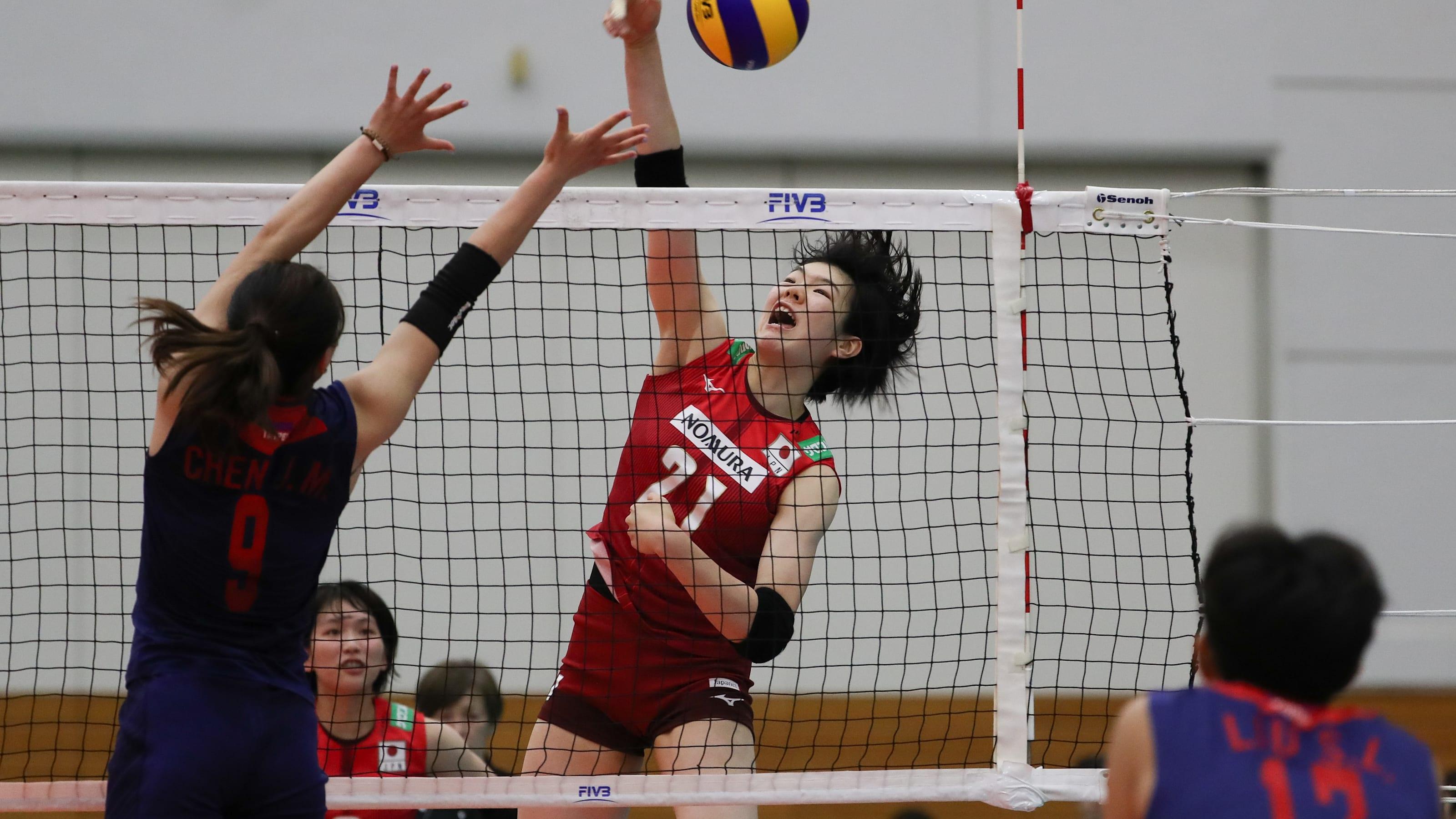 バレーボールアジア選手権:女子Bグループ予選・日本がオーストラリア ...