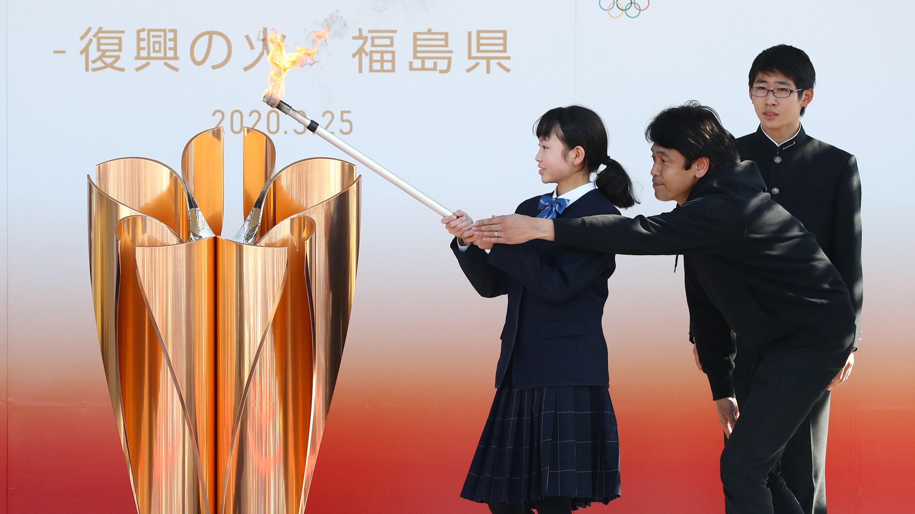 Relevo de la antorcha olímpica para los Juegos de Tokio 2020 en 2021: Todo  lo que necesitas saber