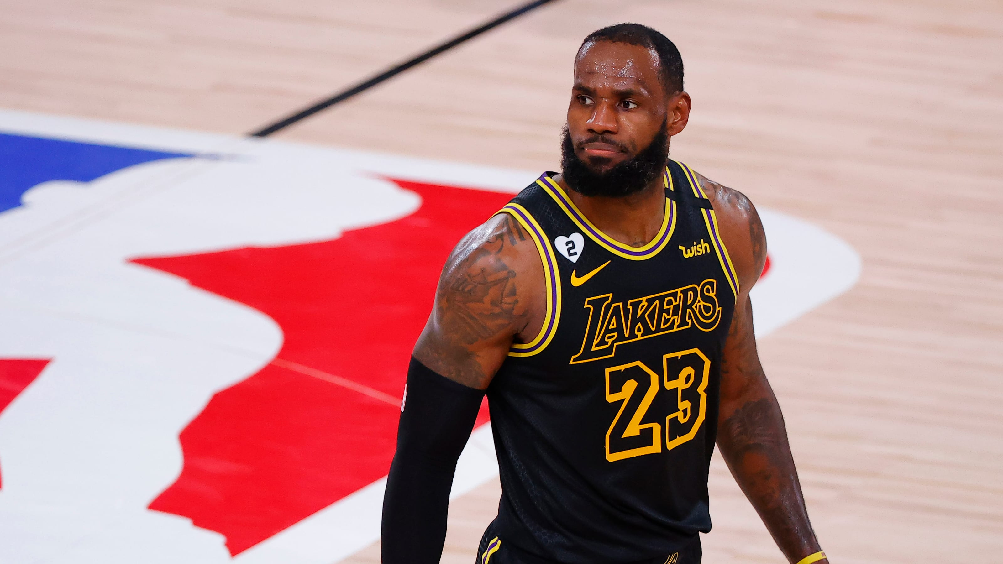 Lebron The Centre Of Attention Ahead Of Nba Finals