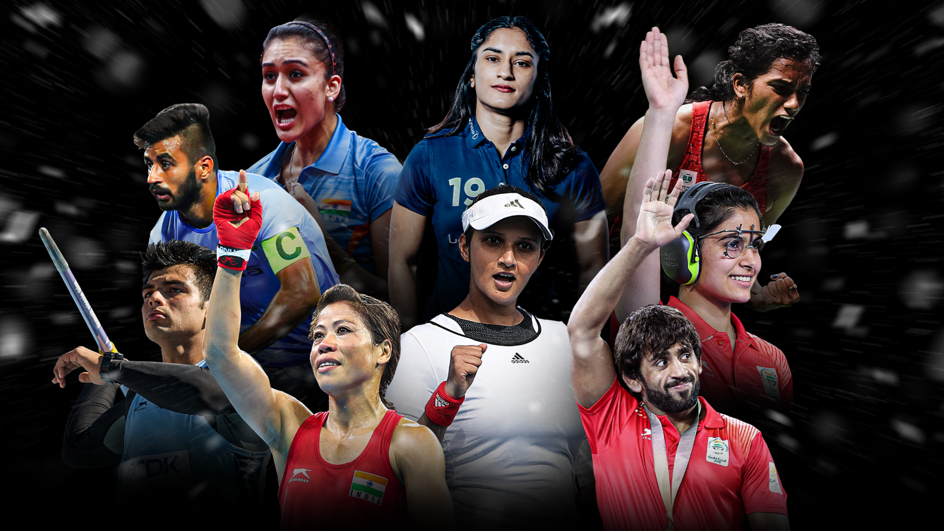 All Indian athletes qualified for Tokyo 20 Olympics
