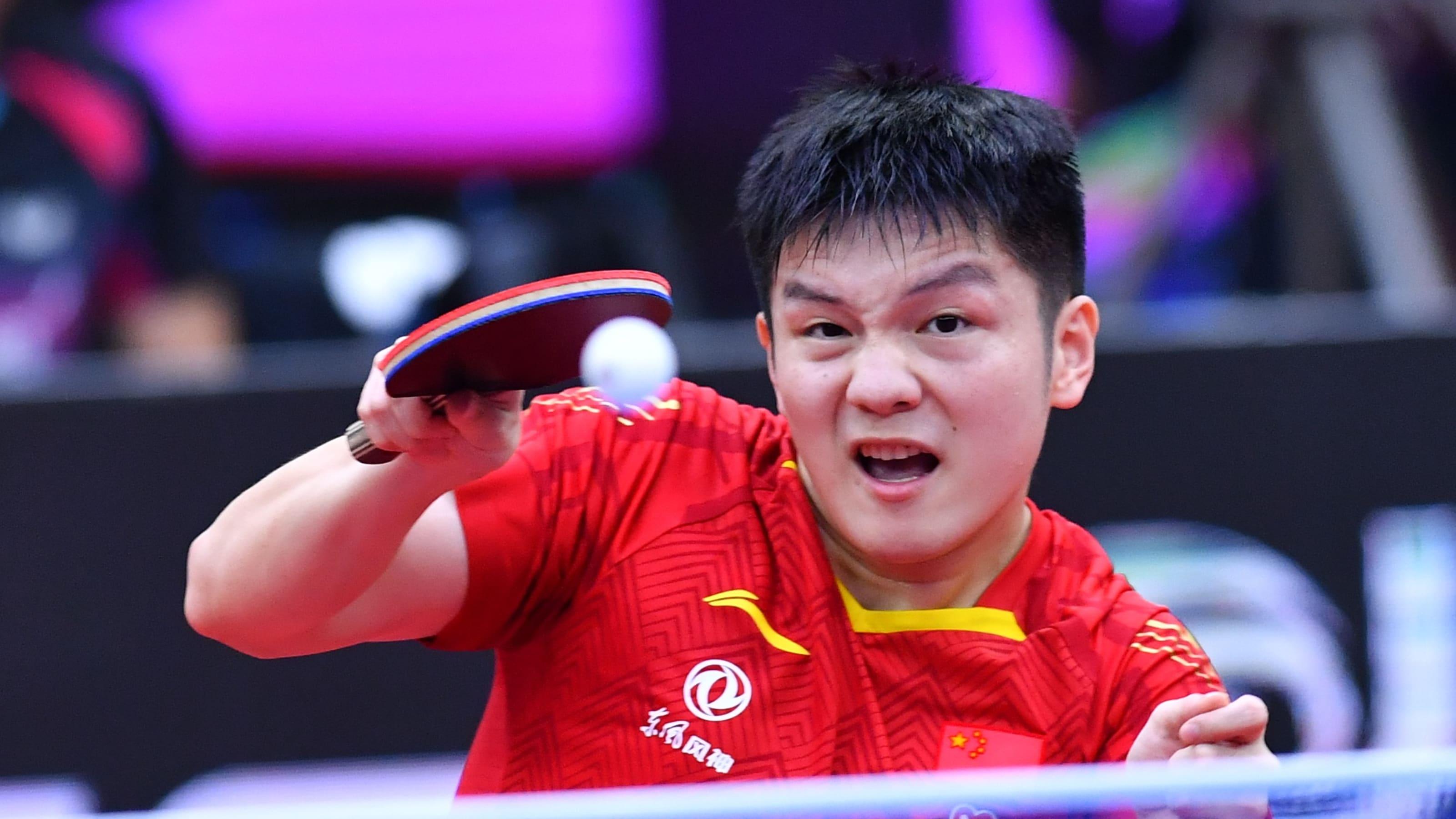 Fan Zhendon of China