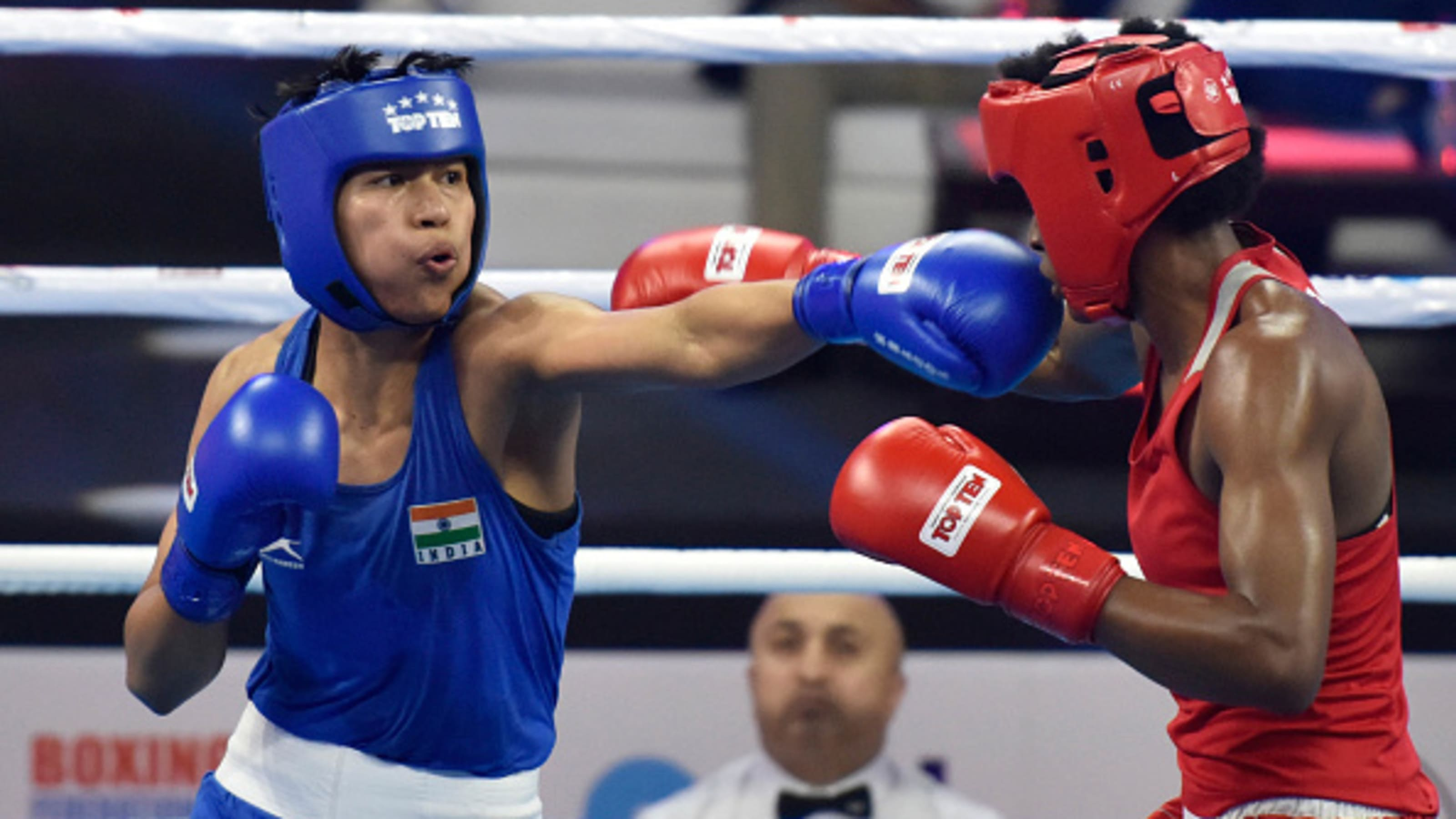 Boxer Lovlina Borgohain secures India's second medal at the Tokyo Olympics, and Twitter erupts with joy