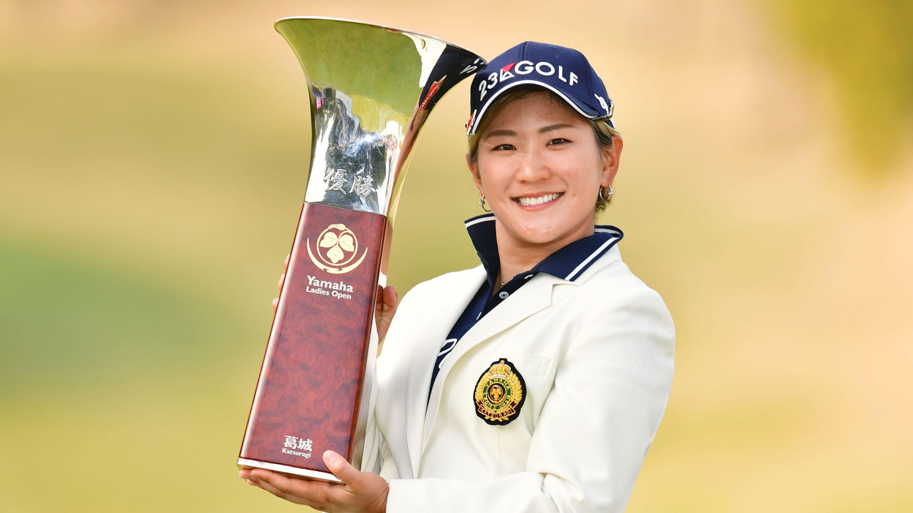女子 ゴルフ ツアー 日程