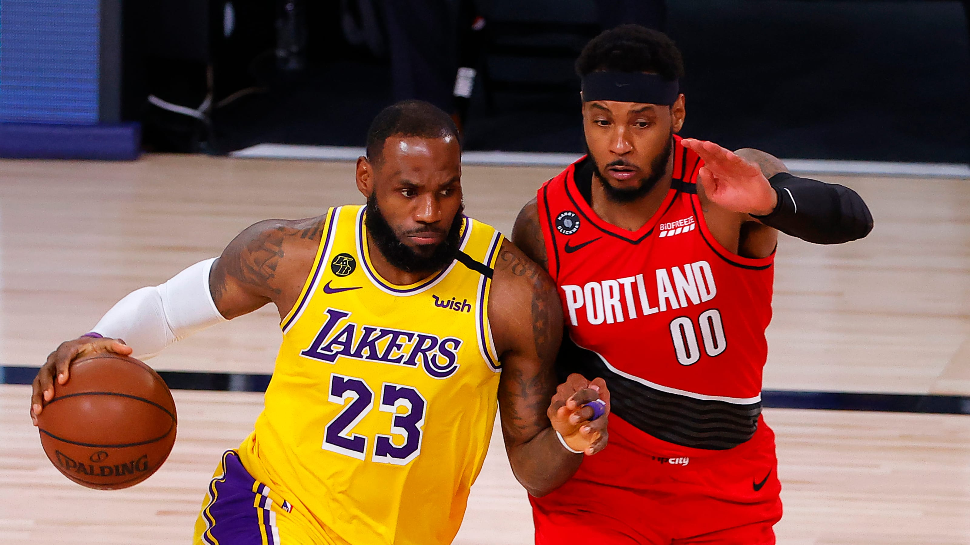 Portland Trail Blazers Vs Los Angeles Lakers Nba Playoffs Schedule Tv Times And Where To Watch Live In India