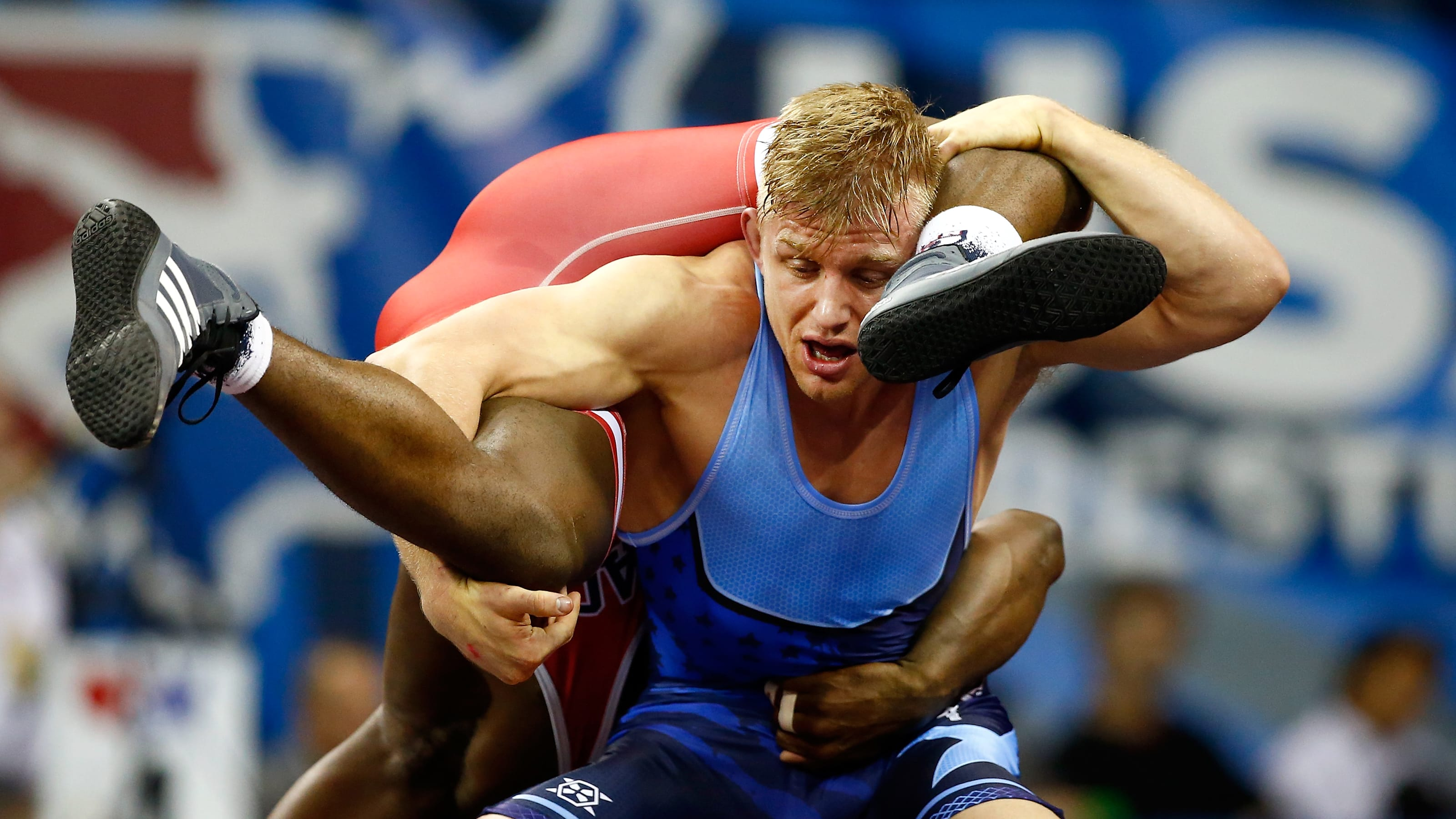 Kyle Dake Edges Frank Chamizo In Wrestling Thriller