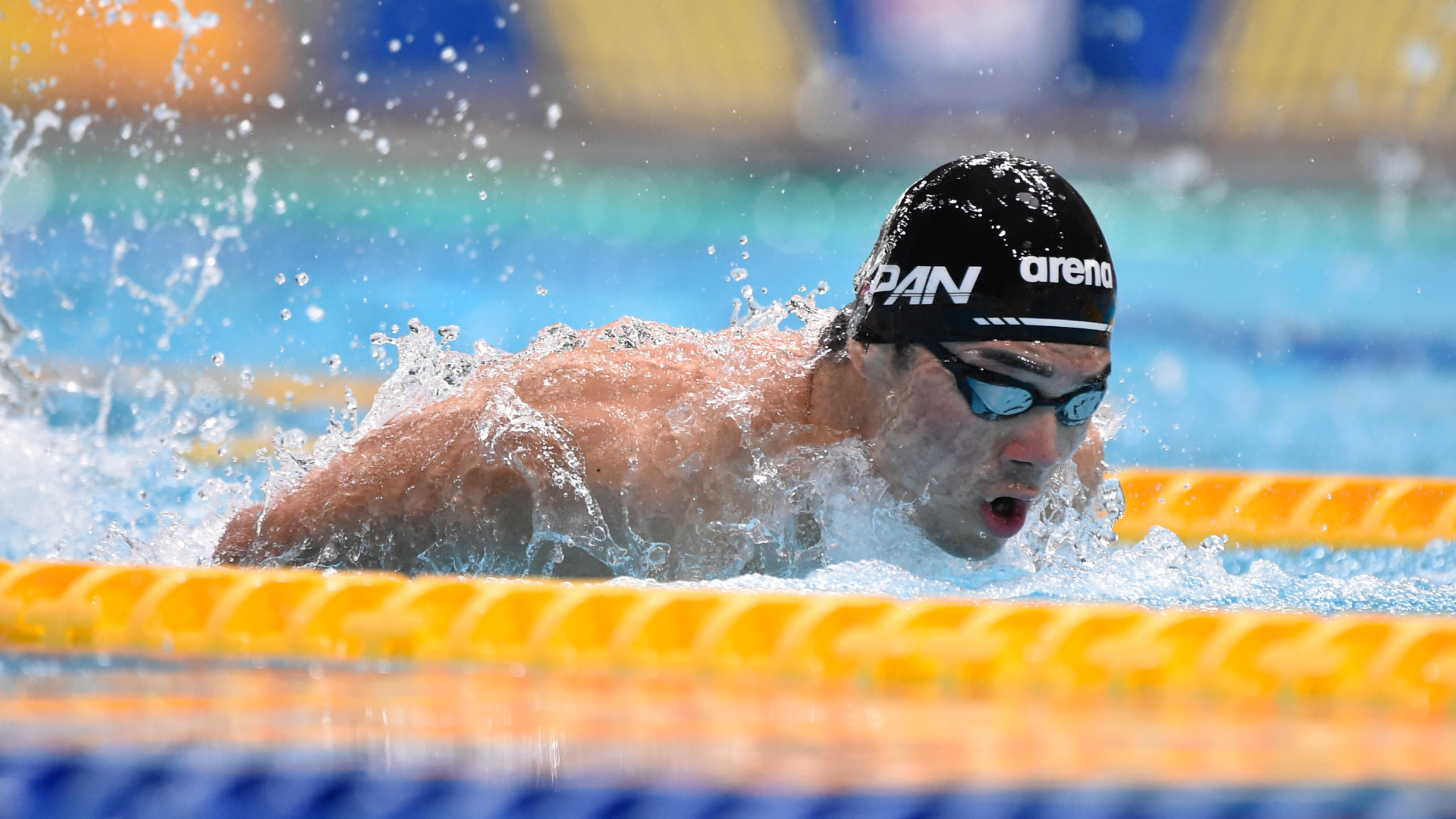 水沼尚輝が男子100mバタフライ優勝、川本武史は2位で共に東京五輪内定|競泳日本選手権