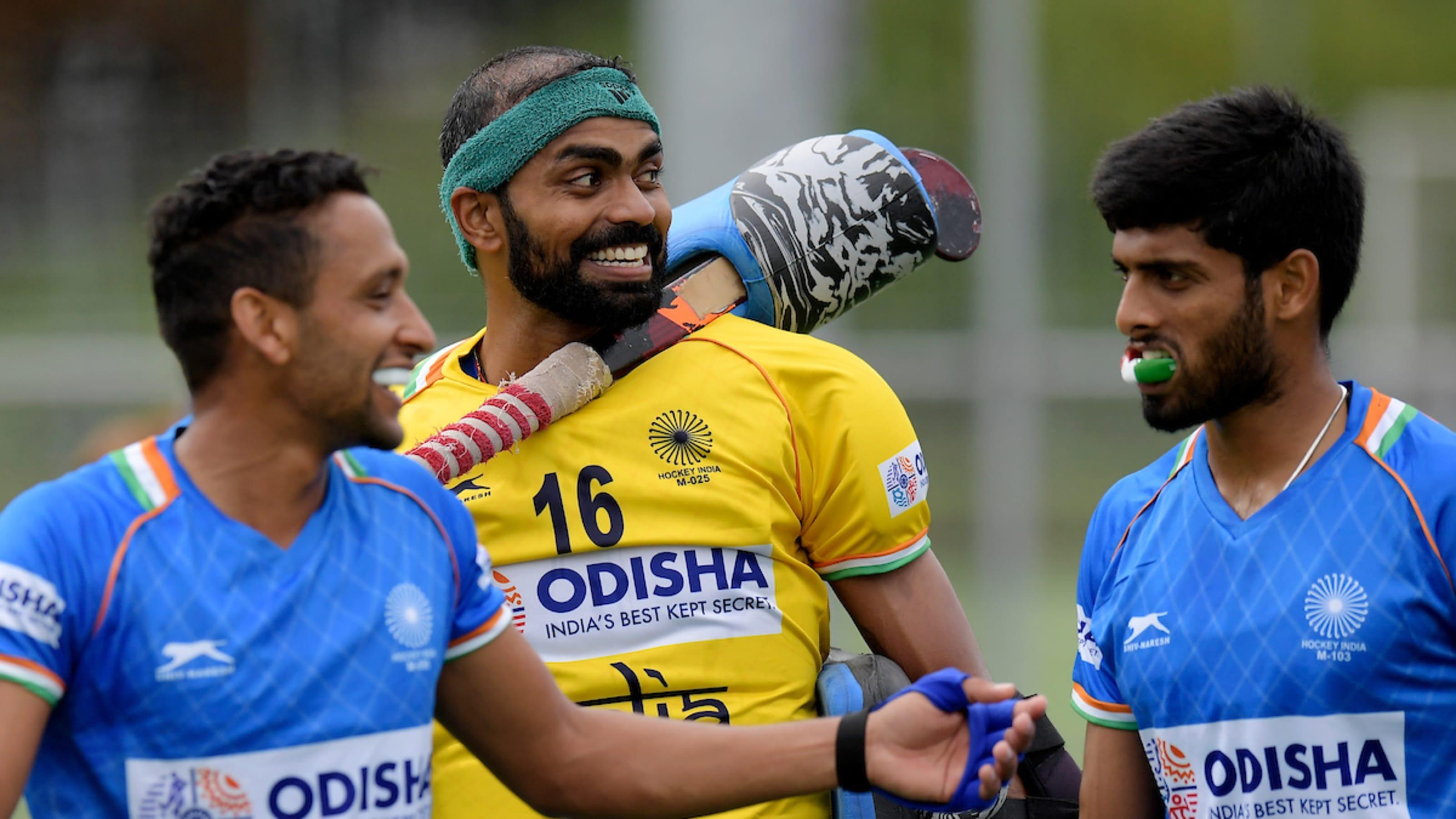 Indian Hockey Team - Men