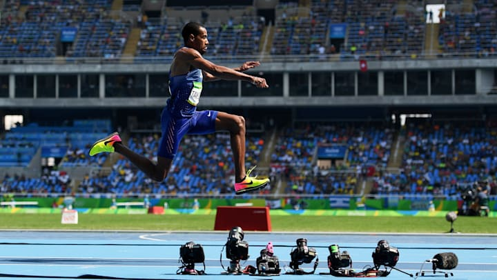 American Taylor soars to second Olympic triple jump gold - Olympic News