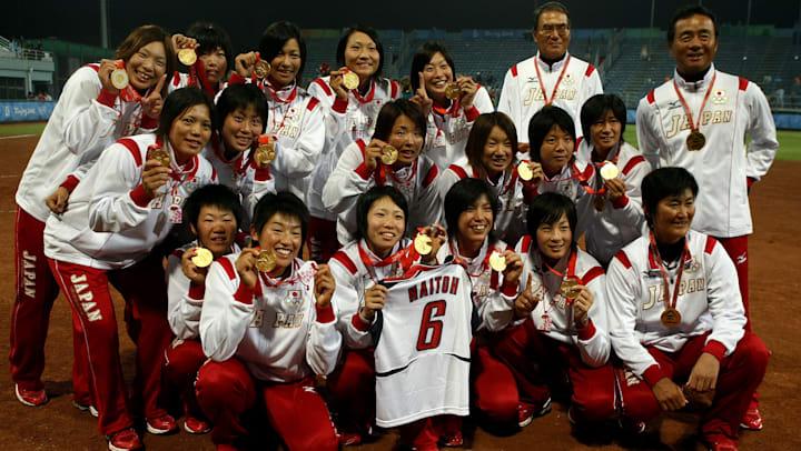 4度目のオリンピック、上野の413球。日本女子ソフトボールが悲願の ...