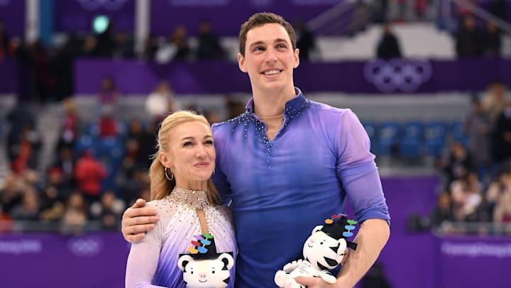Aljona Savchenko shares figure skating memories from five Olympic Games