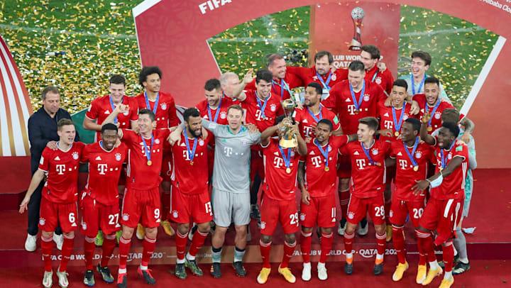 カップ サッカー クラブ ワールド 最新FIFAランキング一覧