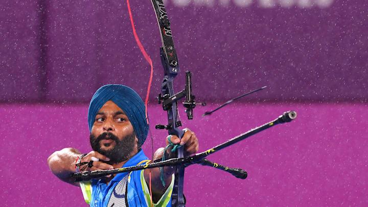 Farmer son Harwinder Singh