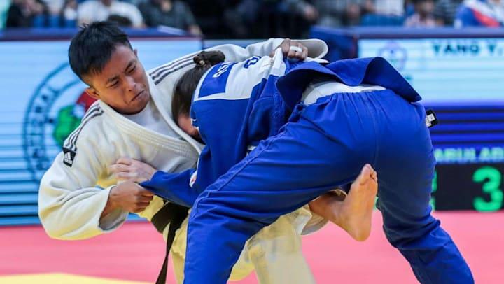 Indian judoka Sushila Devi Likmabam qualifies for Tokyo Olympics