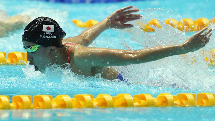 7月24日】東京五輪競泳競技(女子)の放送予定|大橋悠依、
