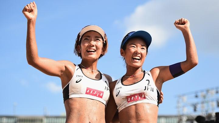 代表 ビーチ バレー 日本 東京2020ビーチ日本代表決定戦が5月に開催