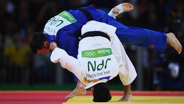 judo schedule rio 2016