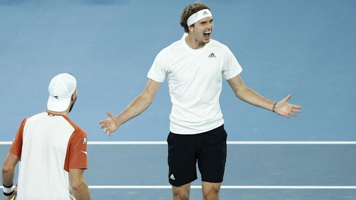 Atp テニス 2021 ATP